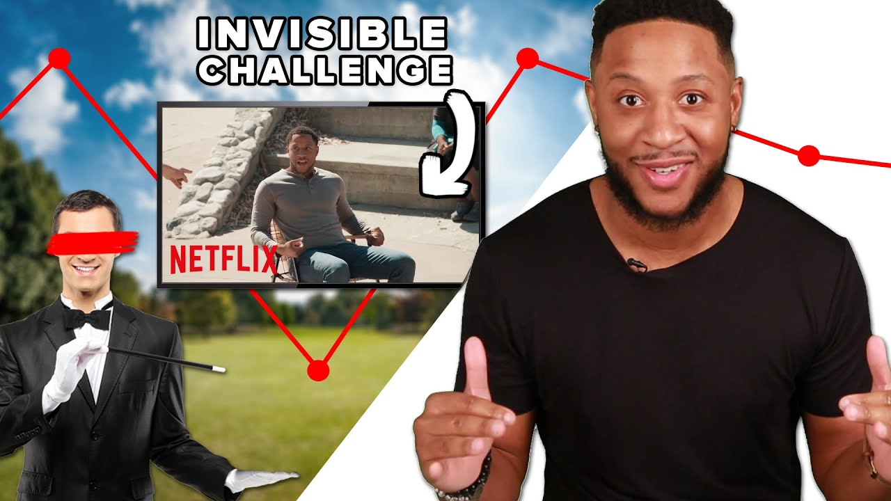 I Went Viral Because I Thought I Was Invisible thumbnail