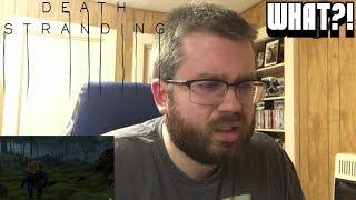 Death Stranding – Release Date Reveal Trailer Reaction!