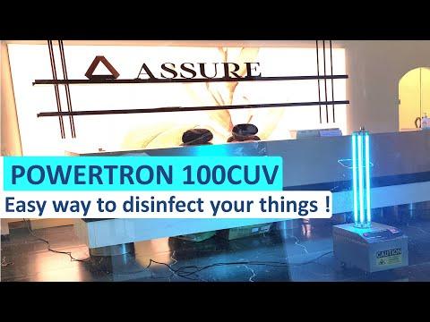 UV Room Sanitizer