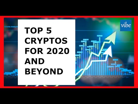 Top 5 Cryptocurrencies Altcoins For 2020 And Beyond Best Coins