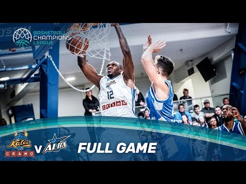 Kalev Cramo (EST) v Alba Fehervar (HUN) - Full Game - Basketball Champions League 17-18