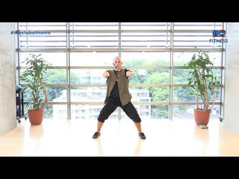 Fitness: Shaolin Workout for Beginners with Aaron Bridge - YouTube