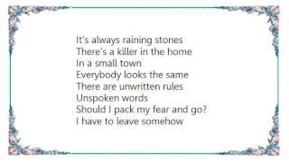Chumbawamba - Smalltown Lyrics