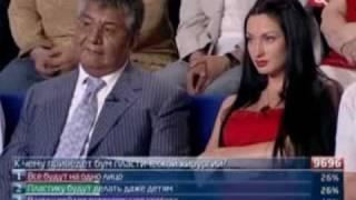 Мария Арбатова против Евгении Феофилактовой