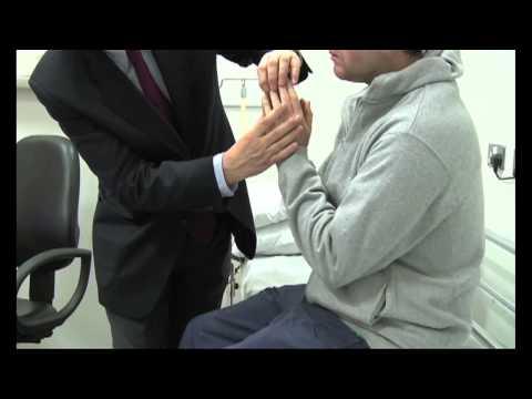 Choroba Parkinsona - badanie pacjenta
