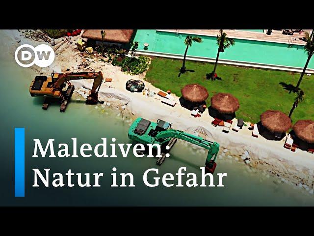 Wymowa wideo od Malediven na Niemiecki