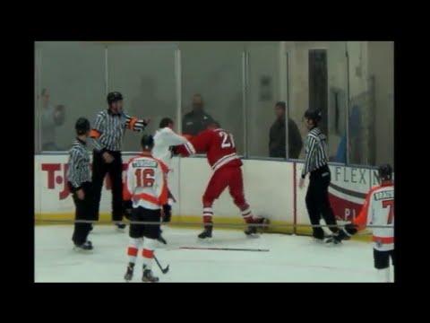 Cole Hutchinson vs. Ryan Dolence
