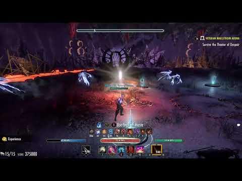 ESO vMA Magicka Nightblade 600k+ Murkmire - Xbox One