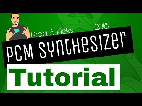 Caustic 3 | PCM Synth Tutorial (Basic) Prod. S. Fleks | Caustic 3.2 Trap Tutorials Mp3
