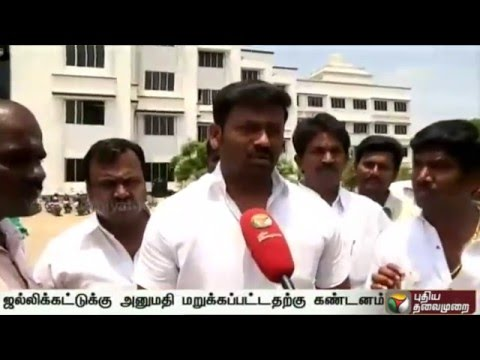 Veera-Vilayaattu-Mietpu-Kuzhu-in-conversation-with-our-correspondent-regarding-Jallikattu
