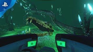 Subnautica – Announce Trailer | PS4