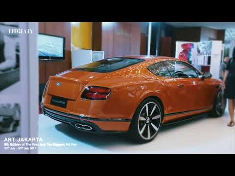 "Preview of ""Bentley Indonesia at ART Jakarta 2017"""