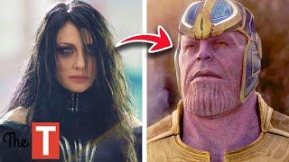 10 Marvel Superhero Couples We So Badly Ship