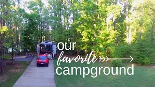 Our Favorite RV Park - Montgomery - Full Time RV