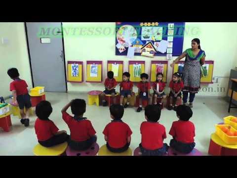 Montessori Teacher Training Course: Early Childhood Education ...
