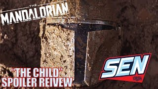 The Mandalorian Episode 2 The Child SPOILER Review and WATCH ALONG: Talkin Star Wars with Harloff