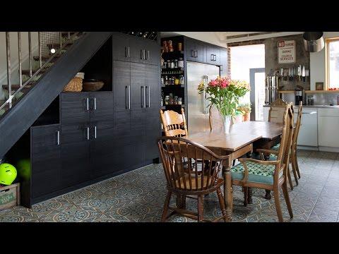 Interior Design –A Chef's Dream Kitchen