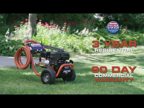 Product Video, PRO XL-3600 Pressure Washer - NEW