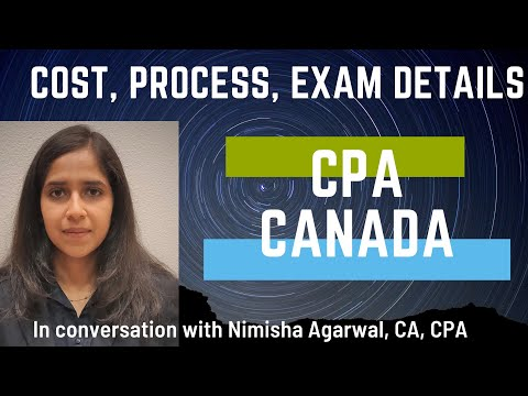 CPA Canada   Process, MOU with ICAI, CFE Exam, Cost, Self study ...