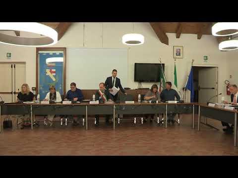 PRIMO CONSIGLIO PER IL SECONDO MANDATO DI DEMICHELIS AD ANDORA. MARTINO PRESIDENTE