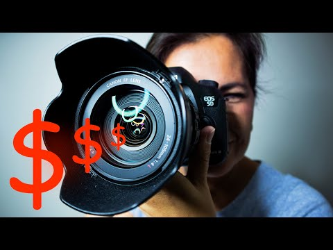 Things I WISH I KNEW BEFORE I started SELLING STOCK PHOTOS