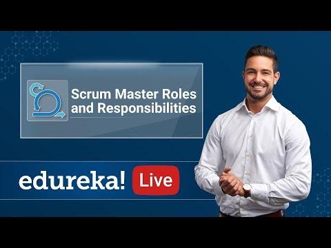 Scrum Live - 2 | Scrum Master Roles and Responsibilities | Scrum ...