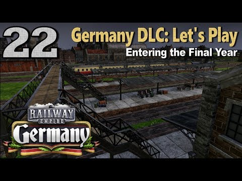 Railway Empire - Germany - Download, Review, Youtube