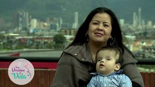Iba a abortar a mi bebé con hidrocefalia