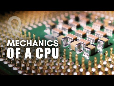 """The Evolution Of CPU Processing Power Part 1: The Mechanics Of A CPU (2008) - """"An exploration of the first CPUs and how a CPU works."""" [14:40][CC]"""