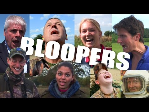 Bloopers… and the rest