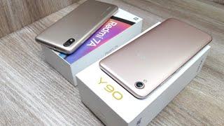 Vivo Y90 vs Redmi 7A - Which Should You Buy ?