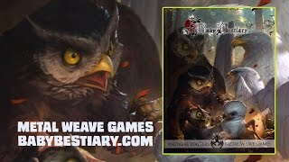 Game Geeks #271 The Baby Bestiary by Metal Weave Games