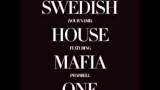 Swedish House Mafia - One  [Ft Pharrell] [Radio Edit] video