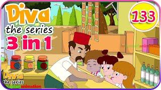 Seri Diva 3 In 1 | Kompilasi 3 Episode ~ Bagian 133 | Diva The Series Official