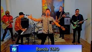 Programa Show Magazine Tv - Banda 7MO