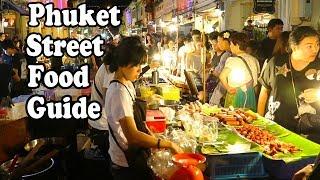 Phuket Street Food Guide: The Best Thai Street Food In Phuket. Street Food In Thailand