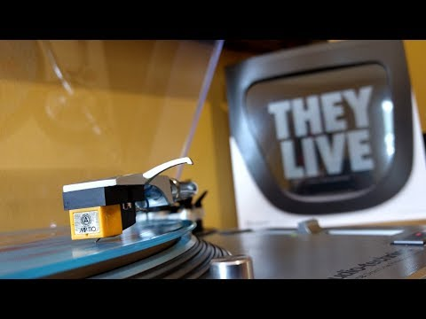 'They Live' - Full Vinyl Soundtrack by John Carpenter & Alan ... ▶33:31