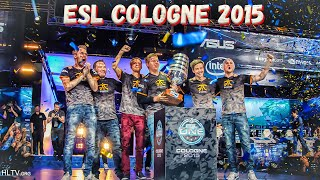 Best of CS GO | ESL One Cologne 2015