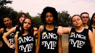 Dua Lipa   New Rules (Remix Alison Wonderland)   Coreografia DANCESTYLES