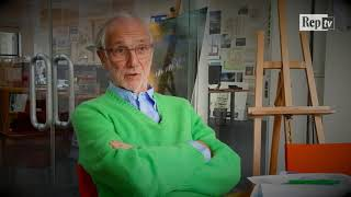 """Renzo Piano: """"Un architetto non cambia il mondo, interpreta i cambiamenti"""""""