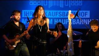 ELIZABETH LEE And COZMIC MOJO - 22nd CENTURY SCHIZOID BLUES - Mannheim 2016
