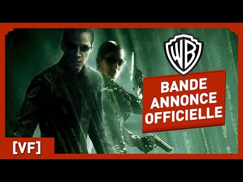 MATRIX REVOLUTIONS - Bande Annonce Officielle (VF) - Keanu Reeves / Laurence Fishburne / Wachowski