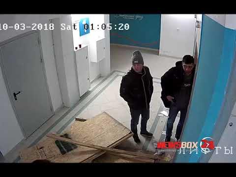 Мастер спорта по боксу поломал лифт в жилом доме во Владивостоке