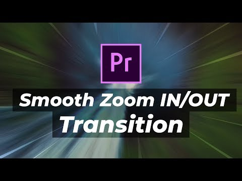 Download Smooth Zoom Out Transition Effect Adobe Premiere Pro Cc In