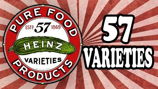 """What the """"57"""" in Heinz 57 Really Indicates"""