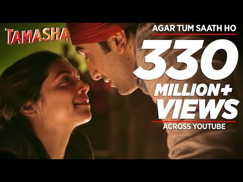 Agar Tum Saath Ho FULL AUDIO Song | Tamasha | Ranbir Kapoor, Deepika Padukone | T-Series  downoad full Hd Video