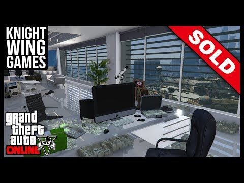 HOW TO GET A REFUND ON YOUR CEO OFFICE IN GTA 5 ONLINE