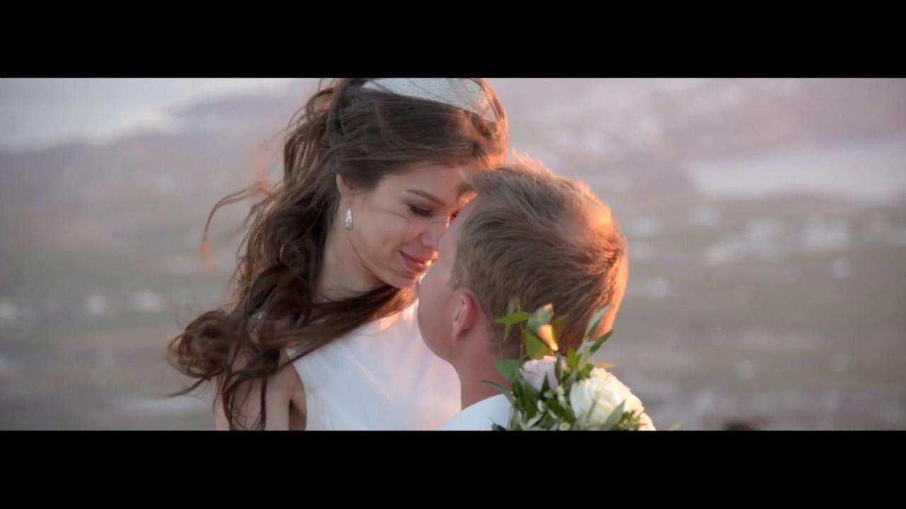 Портфолио организации свадьбы в Греции - Алексей и Ольга - Фото 1