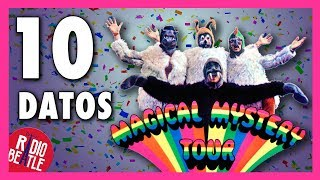 10 Curiosidades del Álbum MAGICAL MYSTERY TOUR de THE BEATLES | Radio-Beatle