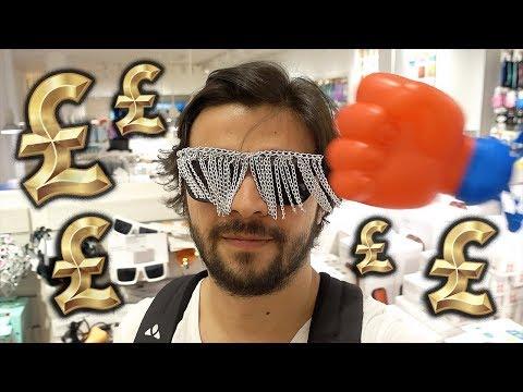 İngiltere'de fiyatlar inanılmaz! - Vlog#45